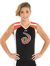 UA Endure Cheer Uniform Shell from Under Armour