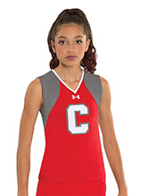 UA Strength Cheer Uniform Shell from Under Armour