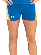 UA Genuine Cheer Uniform Shorts from Under Armour
