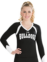 UA In Stock Virtue Cheer Liner from Under Armour