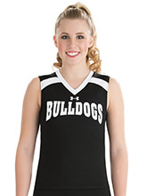 UA Stock Virtue Cheer Shell from Under Armour