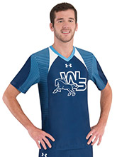 UA Men's Magnetic ArmourFuse Shirt from Under Armour