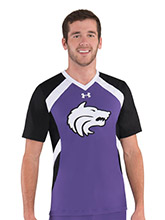 UA Men's Courage Cheer Shirt from Under Armour