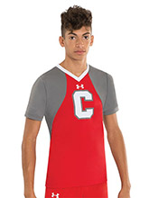 UA Men's Strength Cheer Shirt from Under Armour