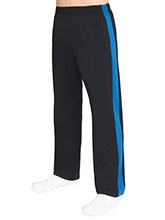 Men's Wide Side Stripe Pant from GK Cheer