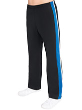 Men's Double Stripe Pant from GK Cheer
