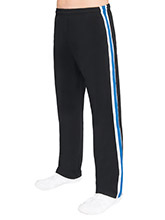 Men's Triple Stripe Pant from GK Cheer