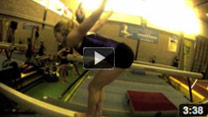 Dutch National Women's Gymnastics Team Practices Exclusively in GK Apparel