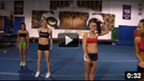 GK Elite Shawn Johnson Cheerleading Apparel