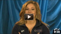 GK Announces New Shawn Johnson Gymnastics Apparel